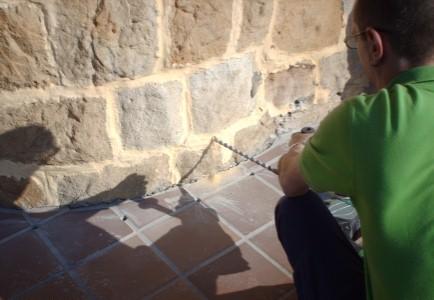 tratamiento madera termitas barreras proteccion